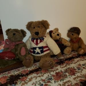 BOYDS BEARS COLLECTION LOT